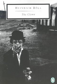 The clown cover image